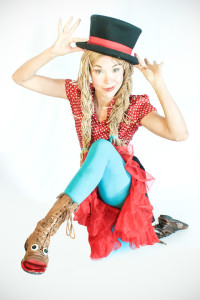 Drea offers a variety of activities and costumes for birthday parties!