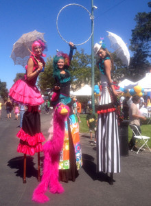 Stilt_Trio_Colorful